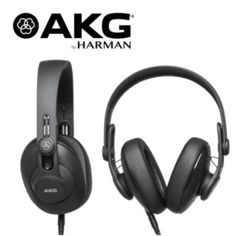 AKG K361 耳罩式 封閉式 可折疊錄音室耳機 (公司貨)   加購價$3,100